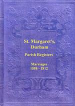 Durham Parish Registers: Durham, St Margaret's 1558-1812