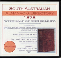 South Australian Almanac and Directory 1878 (Boothby)