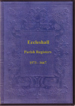 Staffordshire Parish Registers: Eccleshall 1573-1656