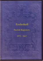 Staffordshire Parish Registers: Eccleshall 1573-1656