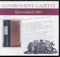 Queensland Government Gazette 1864