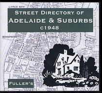 Adelaide and Suburbs Street Directory c1948 (Fuller)