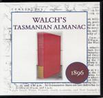 Walch's Tasmanian Almanac 1896