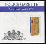 New South Wales Police Gazette 1904