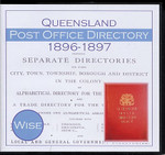 Queensland Post Office Directory 1896-97 (Wise)