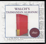 Walch's Tasmanian Almanac 1897
