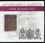 South Australian Government Gazette 1841
