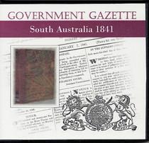 South Australian Government Gazette 1841
