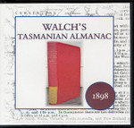 Walch's Tasmanian Almanac 1898