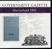 Queensland Government Gazette 1865