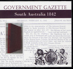 South Australian Government Gazette 1842