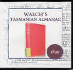 Walch's Tasmanian Almanac 1899