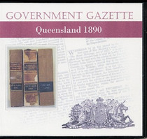 Queensland Government Gazette 1890