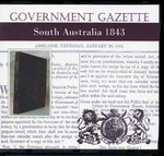 South Australian Government Gazette 1843
