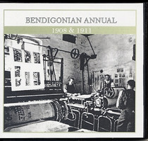 Bendigonian Annual Set 1: 1908 and 1911