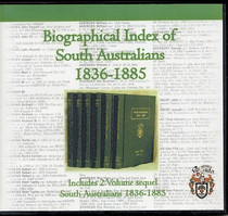 Biographical Index of South Australians 1836-1885
