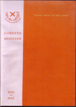 Loretto Register, East Lothian 1825 to 1925