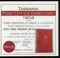 Tasmania Post Office Directory 1904 (Wise)