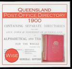 Queensland Post Office Directory 1900 (Wise)