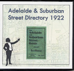 Adelaide and Suburban Street Directory 1922