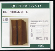Queensland State Electoral Roll 1895