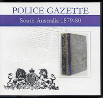 South Australian Police Gazette 1879-80