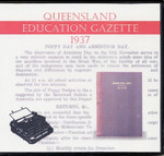 Queensland Education Gazette 1937