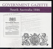 South Australian Government Gazette 1846