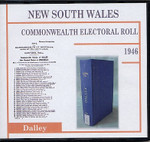 New South Wales Commonwealth Electoral Roll 1946 Dalley