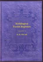Yorkshire Parish Registers: Kirklington 1568-1812