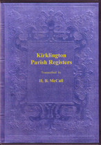 Yorkshire Parish Registers: Kirklington 1568-1812