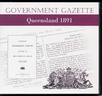 Queensland Government Gazette 1891
