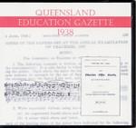 Queensland Education Gazette 1938