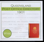Queensland Post Office Directory 1901 (Wise)