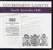 South Australian Government Gazette 1848