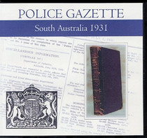 South Australian Police Gazette 1931
