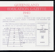 Queensland Education Gazette 1940