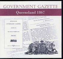 Queensland Government Gazette 1867