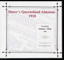 Slater's Queensland Almanac 1918