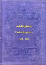 Yorkshire Parish Registers: Addingham 1612-1812