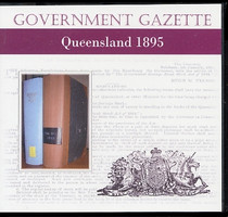 Queensland Government Gazette 1895