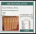 Queensland State Electoral Roll 1906