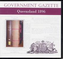 Queensland Government Gazette 1896