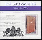 Victoria Police Gazette 1893