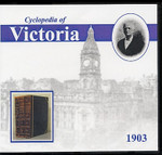 Cyclopedia of Victoria 1903