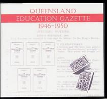 Queensland Education Gazette Compendium 1946-1950