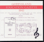 Queensland Education Gazette 1943
