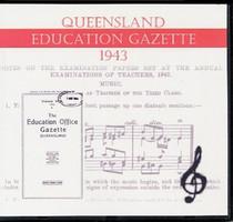 Queensland Education Gazette 1943