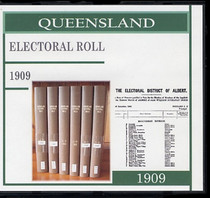 Queensland State Electoral Roll 1909