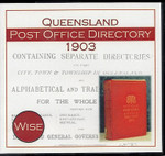 Queensland Post Office Directory 1903 (Wise)